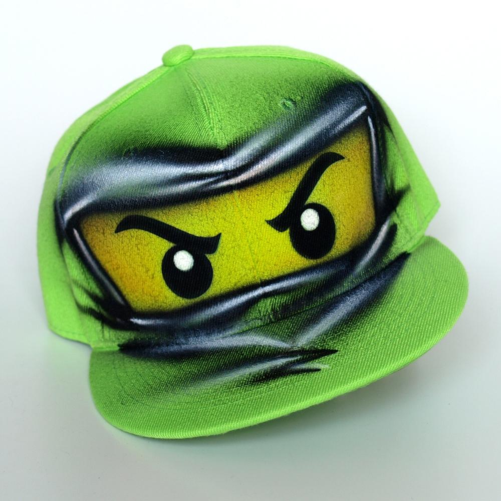 gree ninja go LLOYD snapback hat