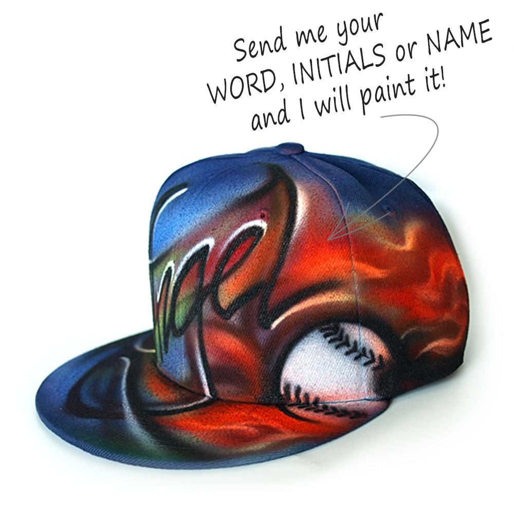 Baseball Snapback hat | Angel