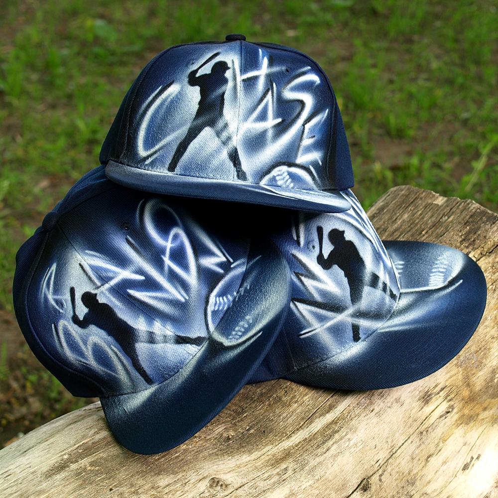 Baseball Group Team Custom Personalized Snapback hats