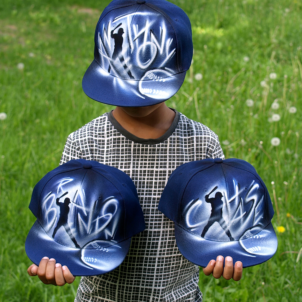 Baseball Group Team Custom Personalized Snapback hats