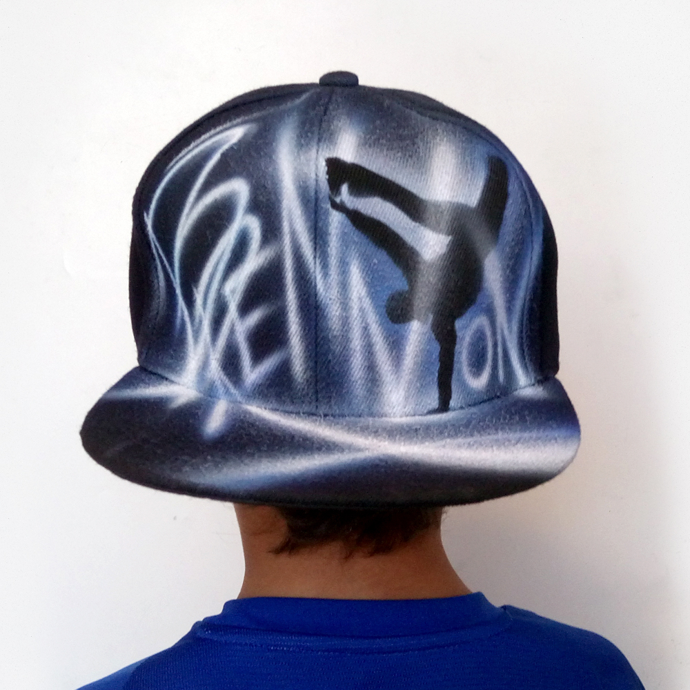 Dancer Personalized Snapback hat | Brennon
