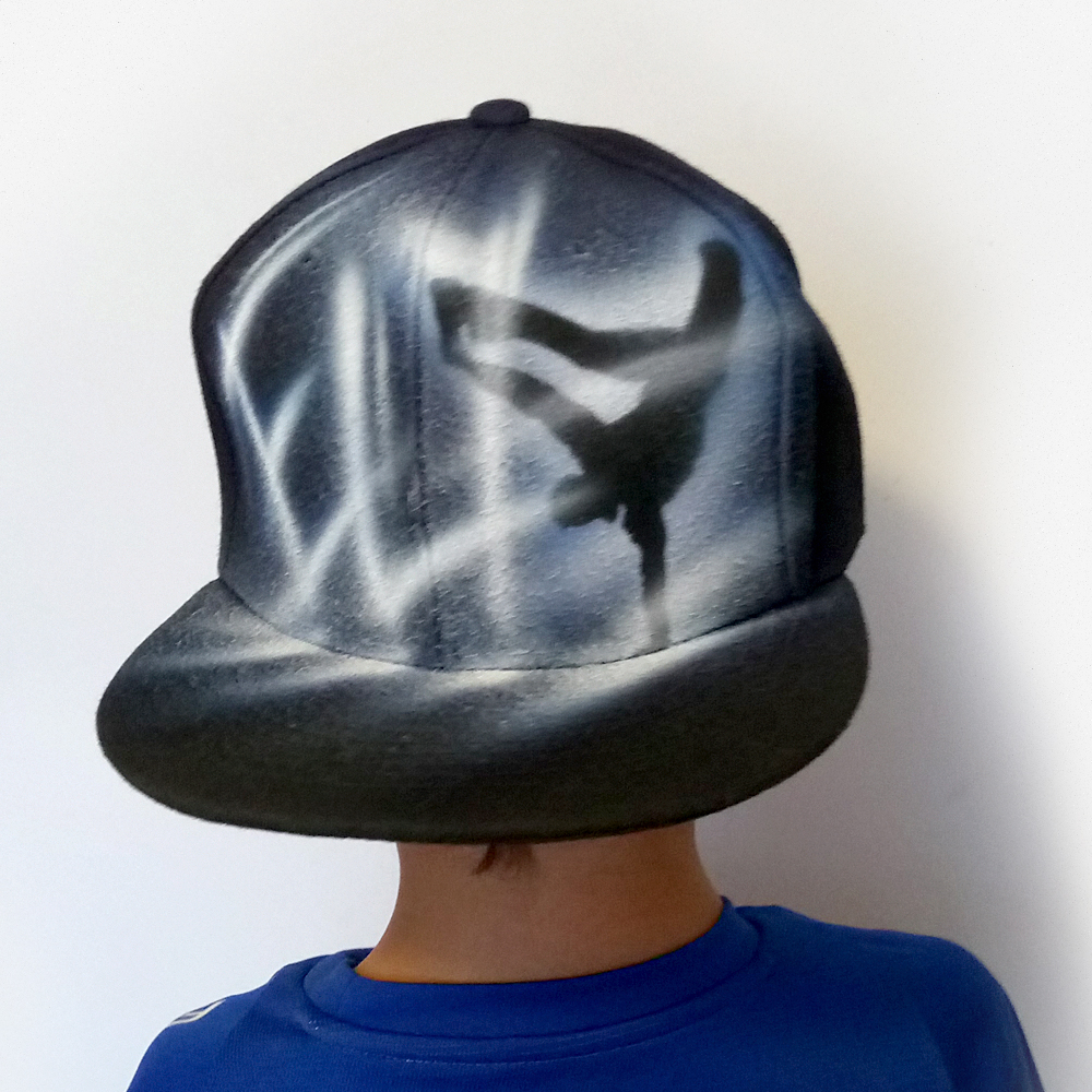 Streetdance Personalized Snapback hat | Eli