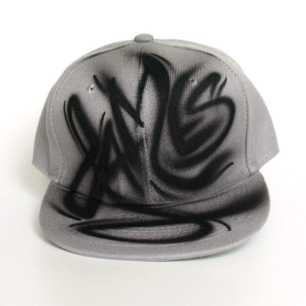 Custom Graffiti name Snapback hat | James