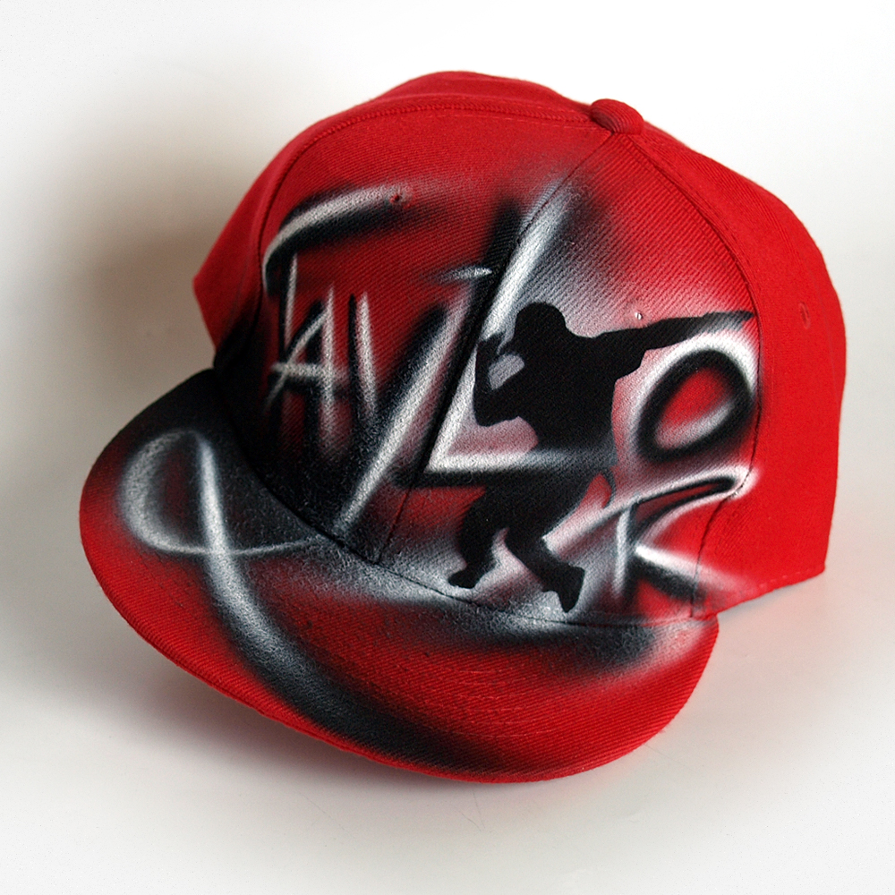 Breakdance Personalized Snapback hat | Taylor