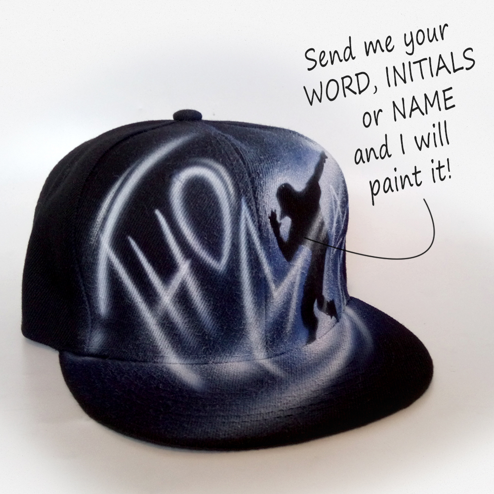 Custom Dancer Snapback hat | Thomas