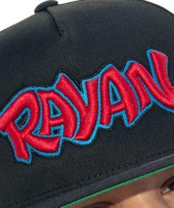 Embroidered name RAYAN