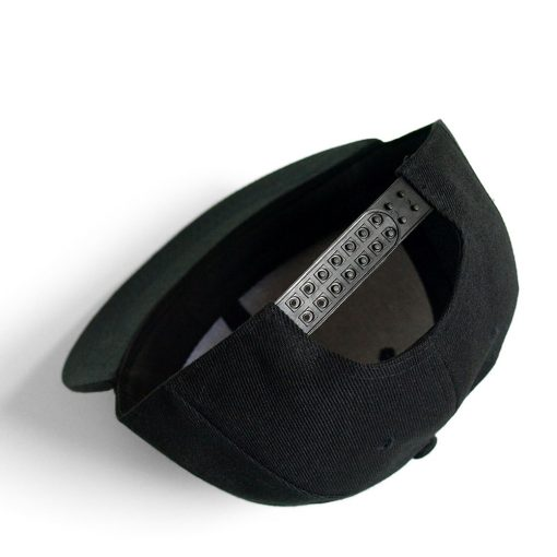 Double plastic snap closure | Snapback 4087