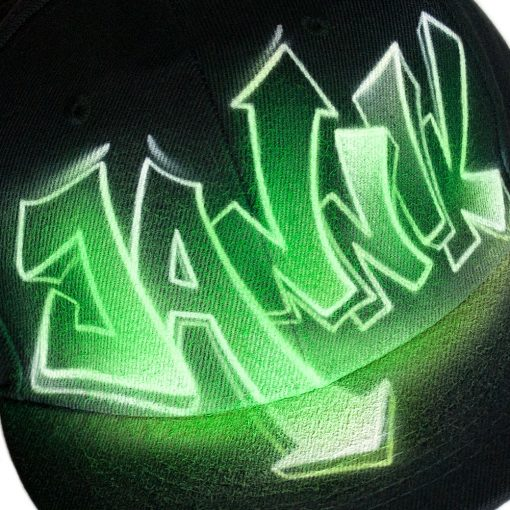 JANNIK   Custom Graffiti