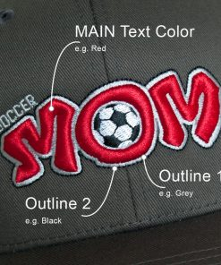 Soccer Mom MAIN Thread Color and Outlines