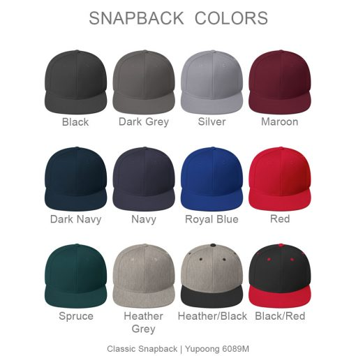 Snapback Colors