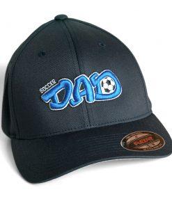 SOCCER DAD baseball cap