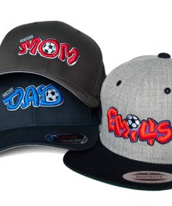 SOCCER Family Hats