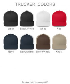 Trucker Colors