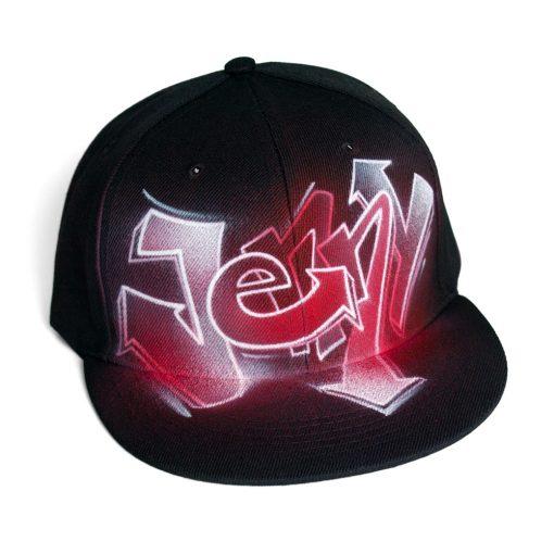 Custom Snapback Hat | Jenny