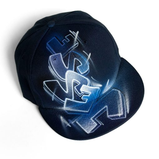 Graffiti Snapback Hat | JESSE