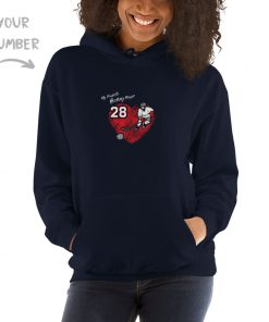 Personalized Hockey MOM Hoodie