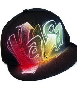 Reggae Snapback Hat | HALOA