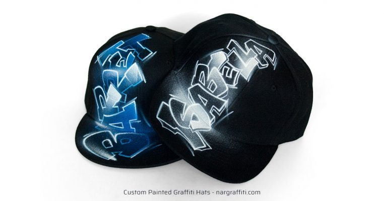 Custom Graffiti Hats