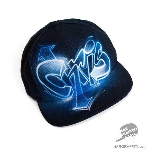 GRAFFITI Hat 027
