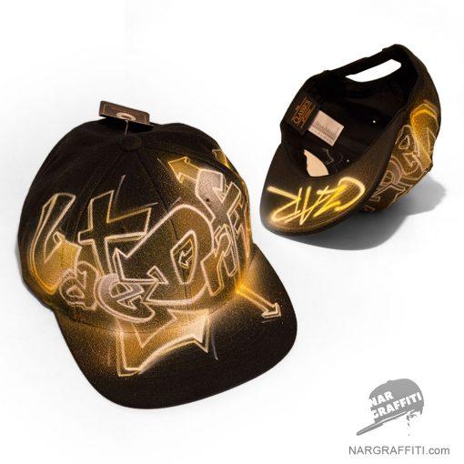 GRAFFITI Hat 015