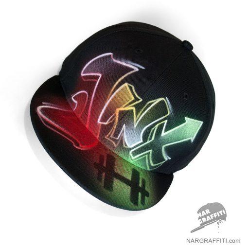 GRAFFITI Hat 007