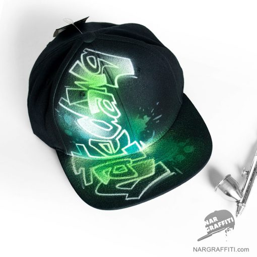 GRAFFITI Hat 025