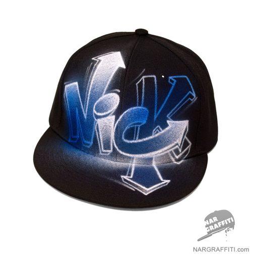 GRAFFITI Hat 032