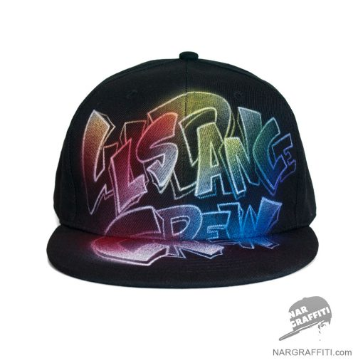 GRAFFITI Hat 009