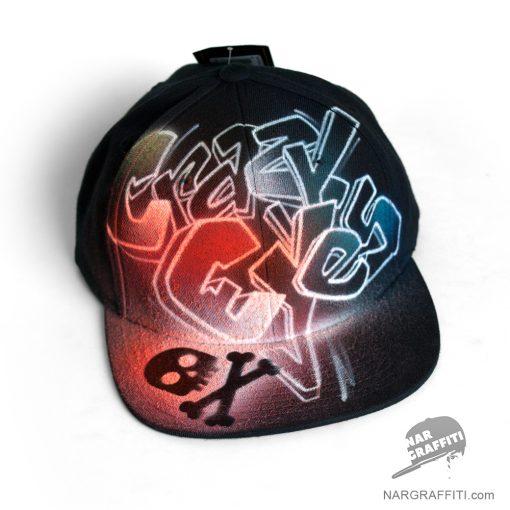 GRAFFITI Hat 048